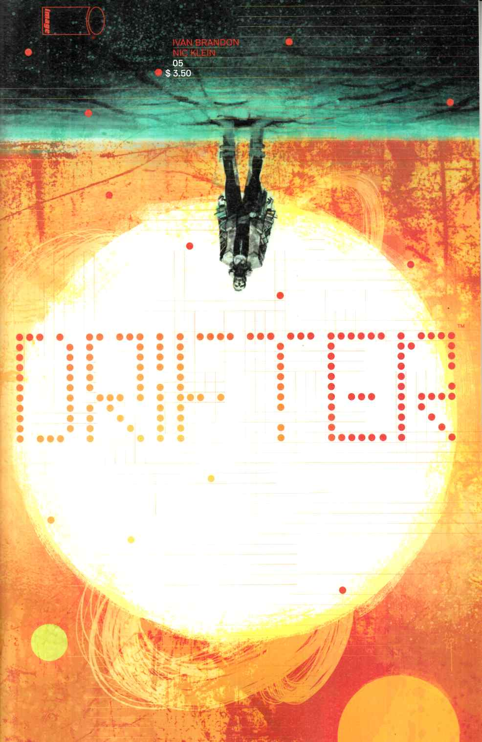 Drifter #5 Cover A- Klein [Image Comic] THUMBNAIL