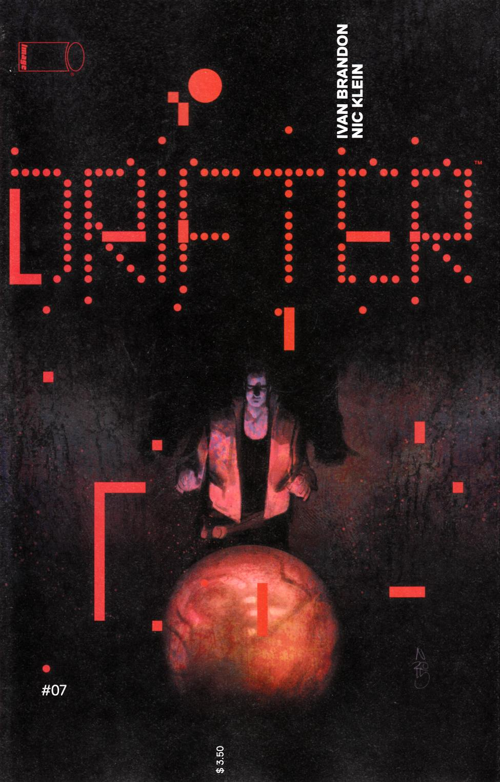 Drifter #7 Cover A- Klein [Image Comic] THUMBNAIL