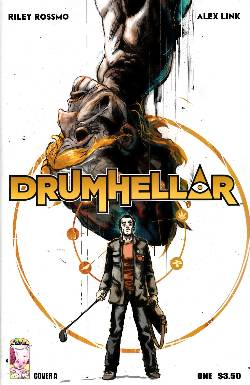Drumhellar #1 Cover A- Rossmo [Comic] LARGE