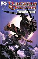 Dungeons & Dragons Forgotten Realms #5 Cover B [IDW Comic] THUMBNAIL