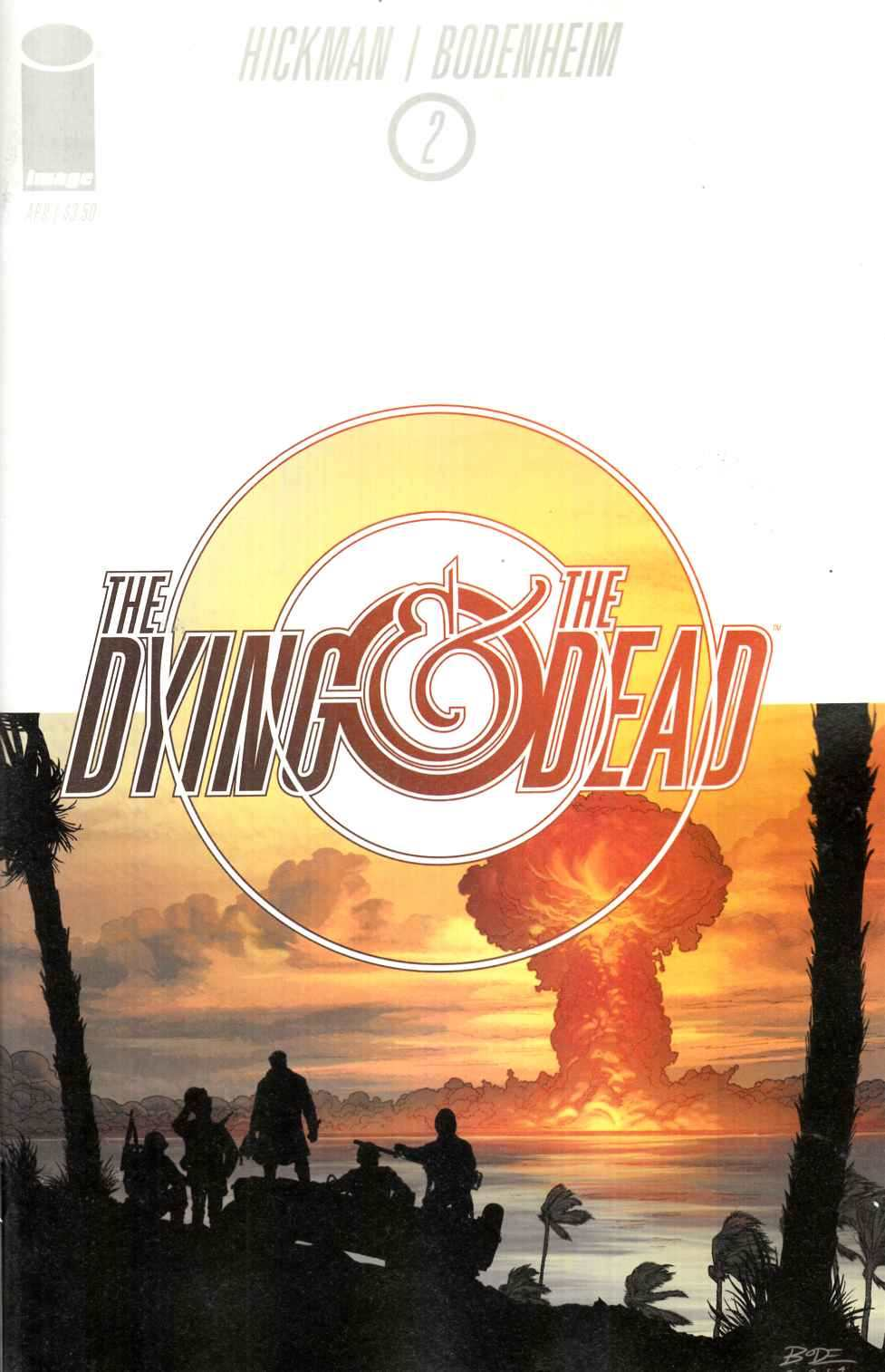 Dying and the Dead #2 [Image Comic] THUMBNAIL