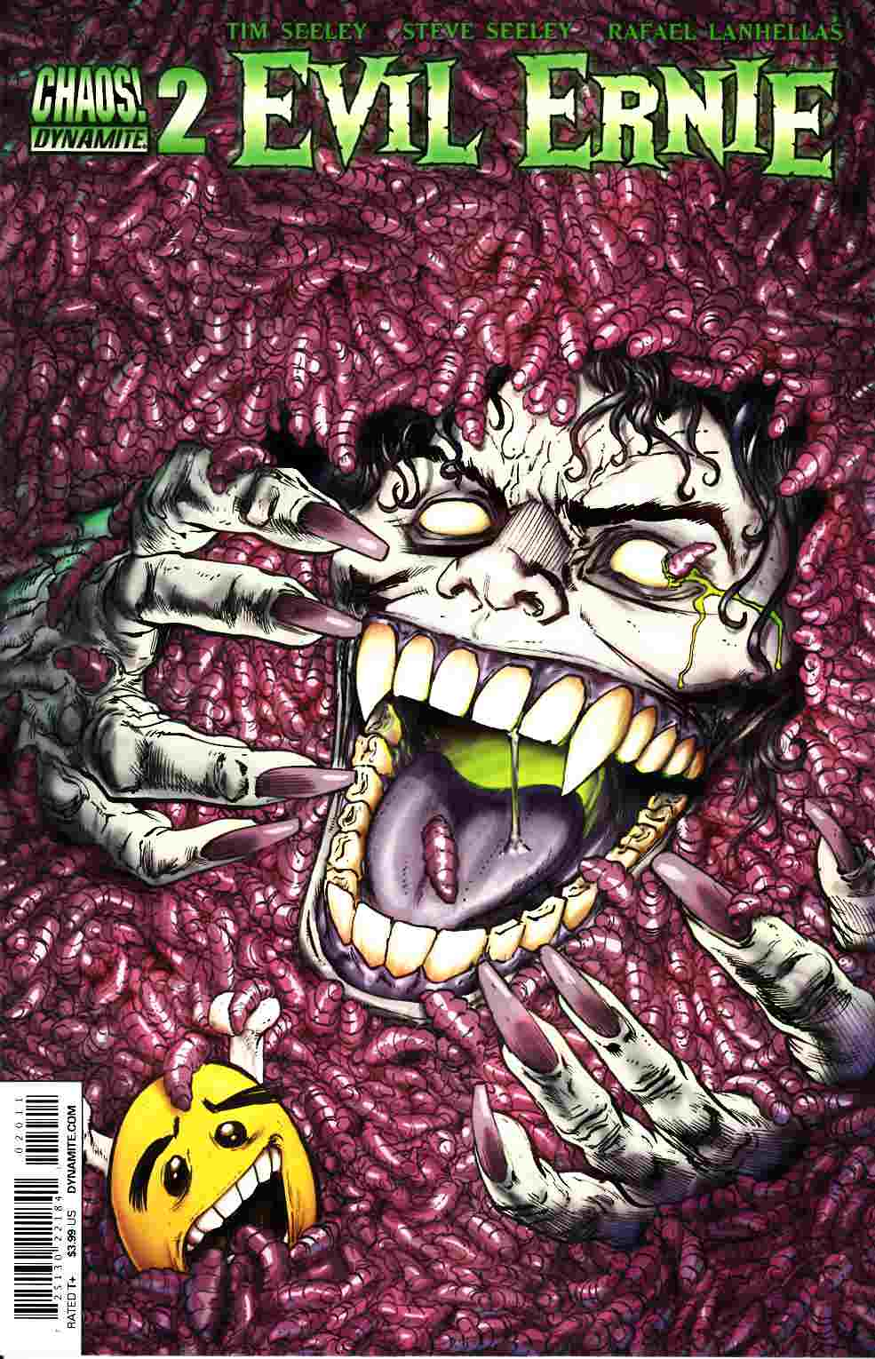 Evil Ernie #2 Cover A- Seeley [Dynamite Comic] THUMBNAIL