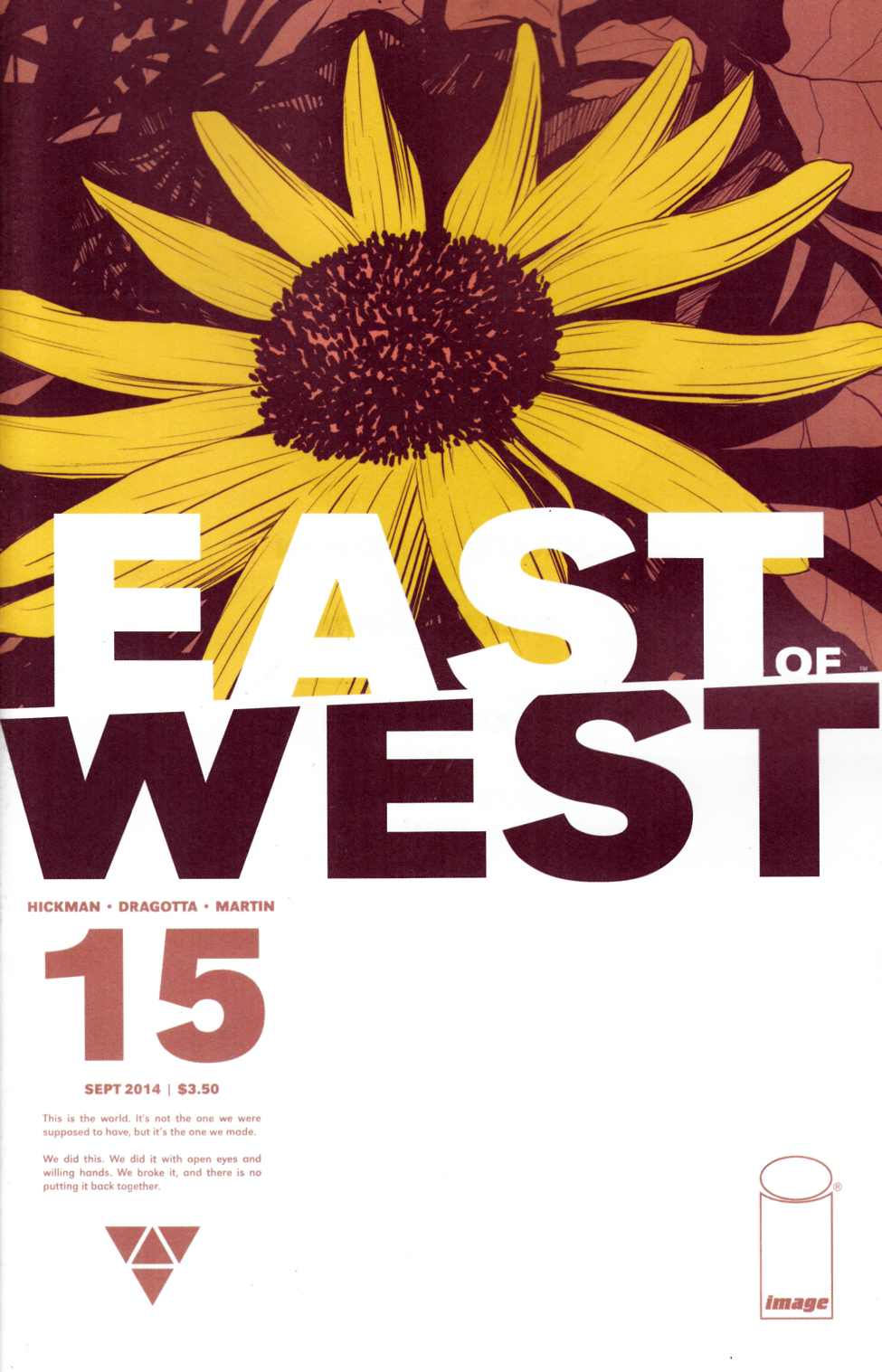 East of West #15 [Comic] LARGE
