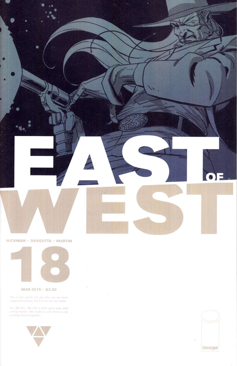 East of West #18 [Image Comic] THUMBNAIL