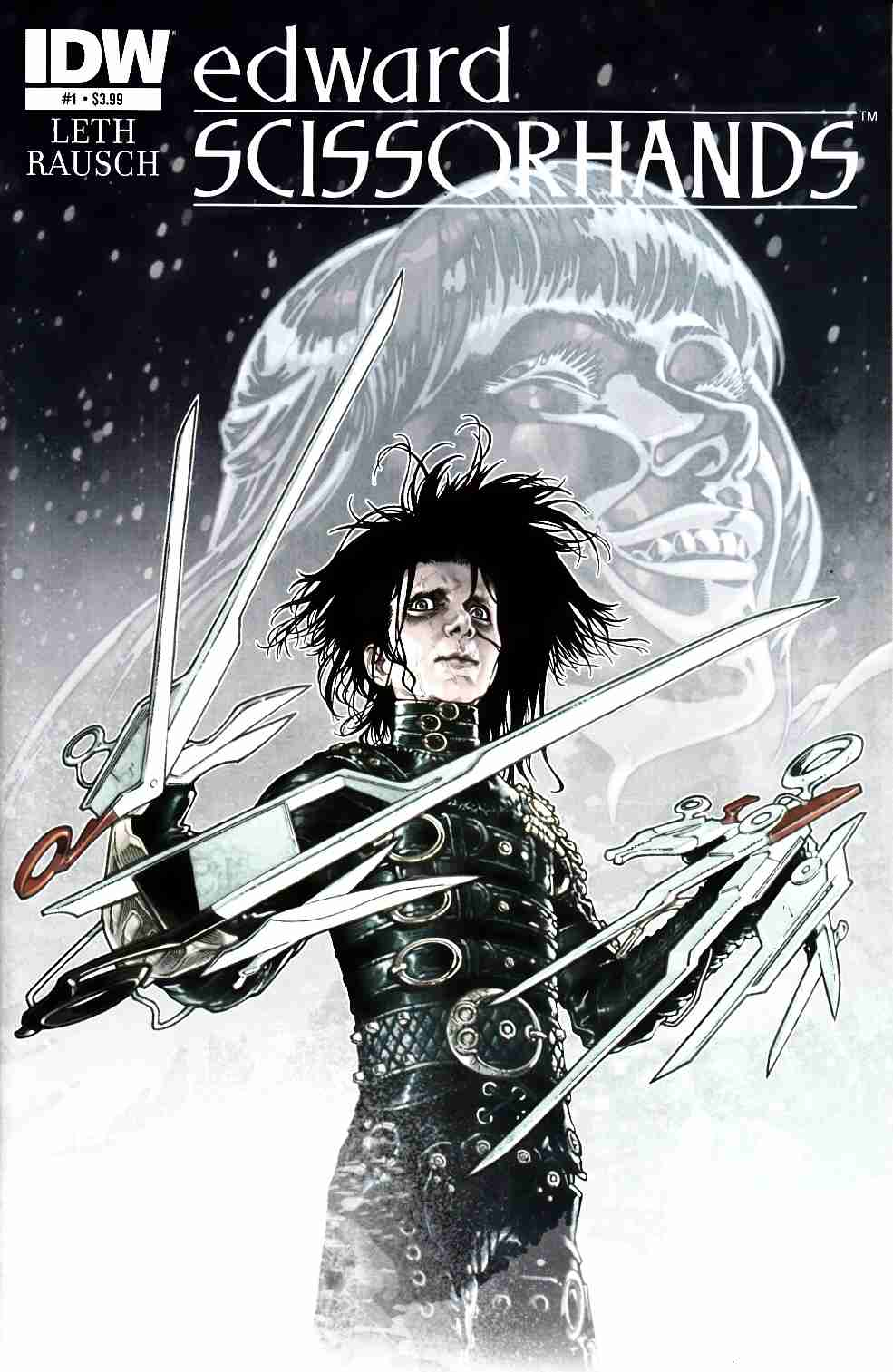 Edward Scissorhands #1 [Comic] THUMBNAIL