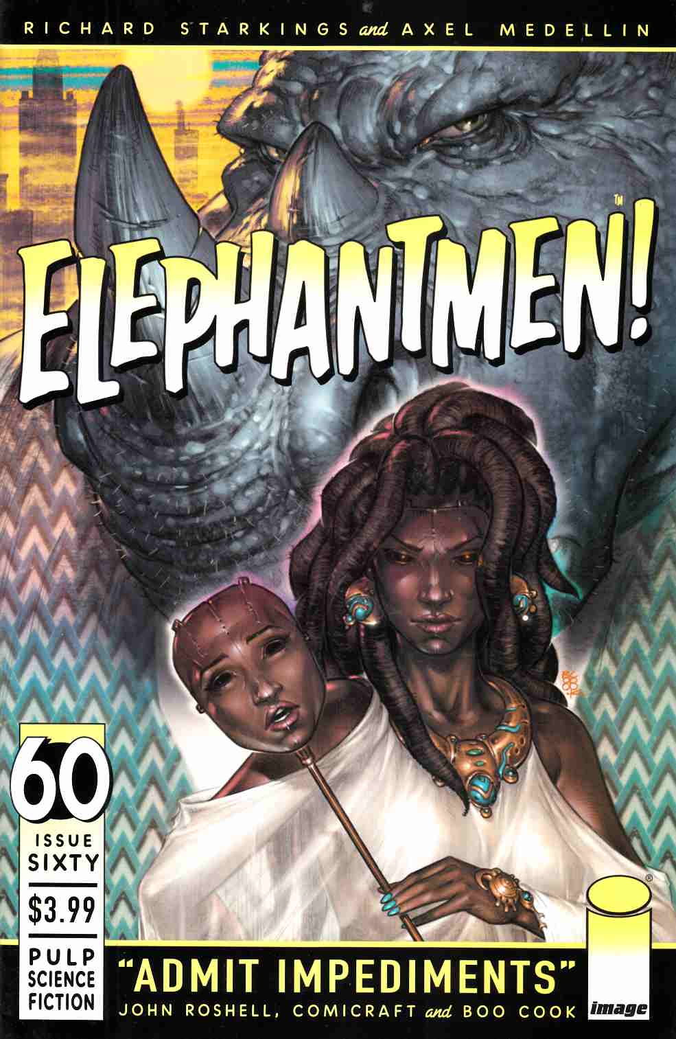Elephantmen #60 [Image Comic] LARGE