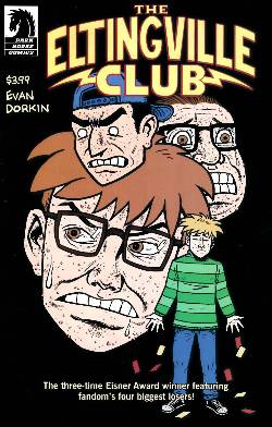 Eltingville Club #1 [Dark Horse Comic]_LARGE