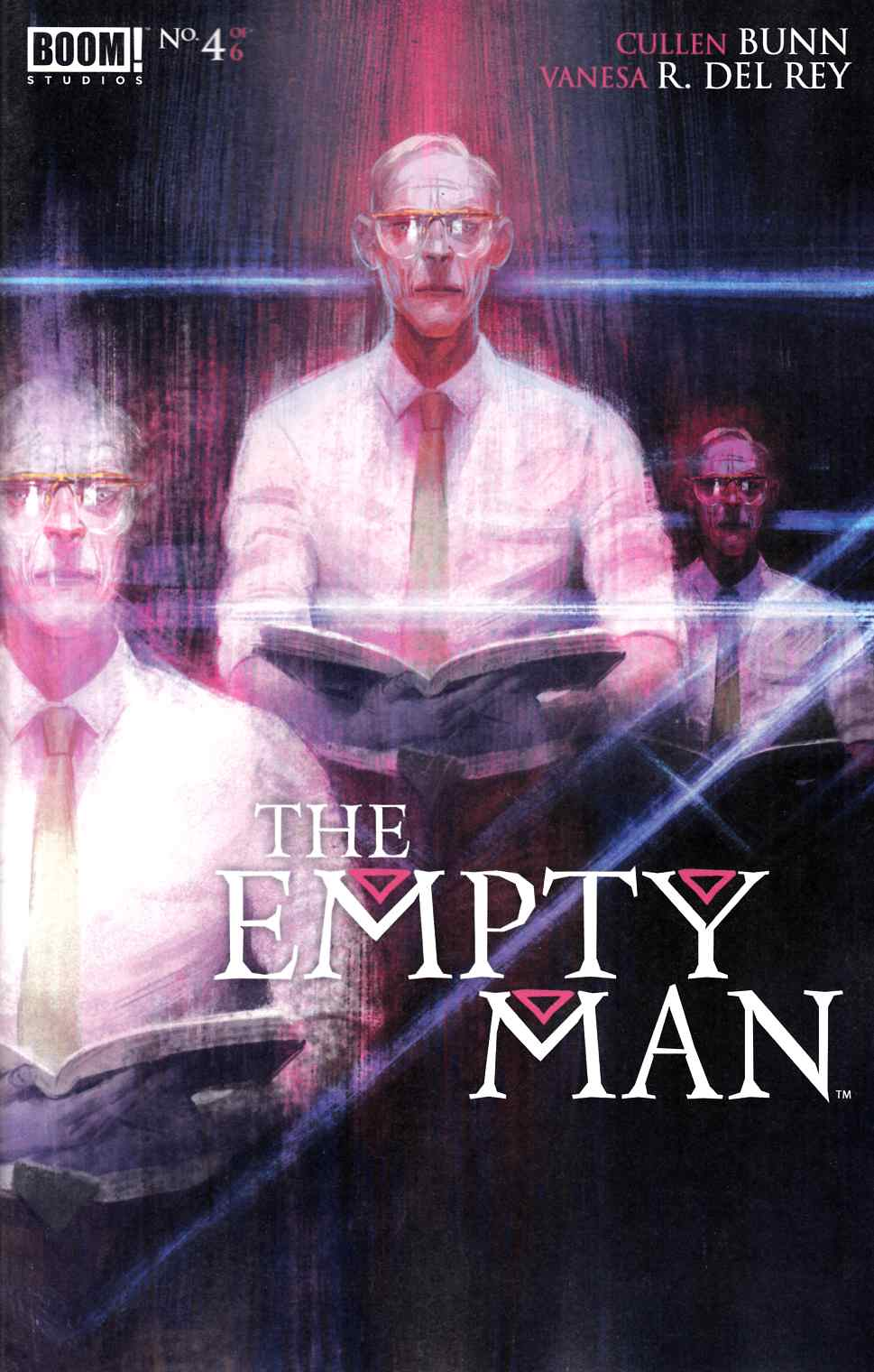 Empty Man #4 [Boom Comic] THUMBNAIL