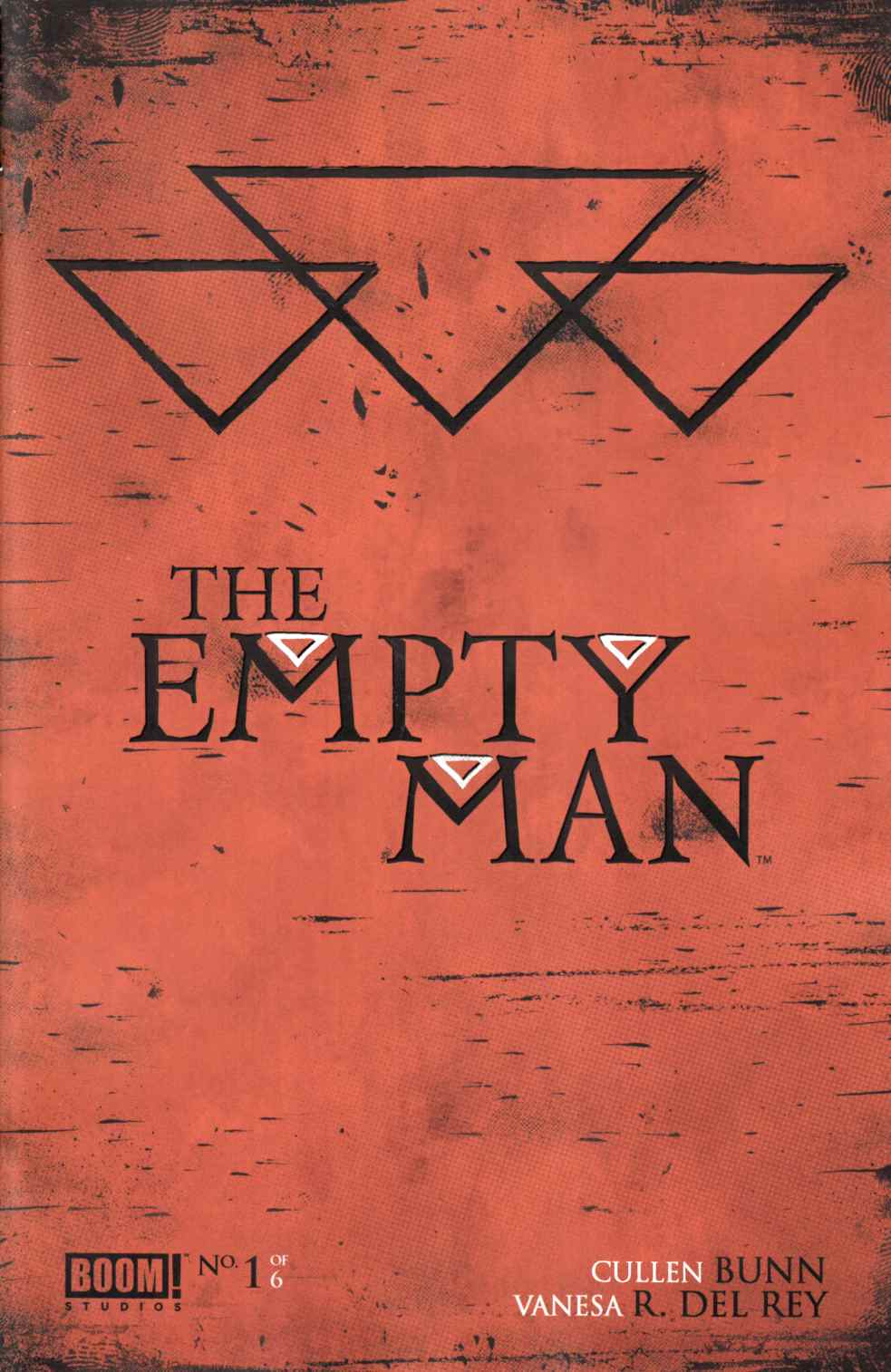 Empty Man #1 Second Printing [Boom Comic] THUMBNAIL