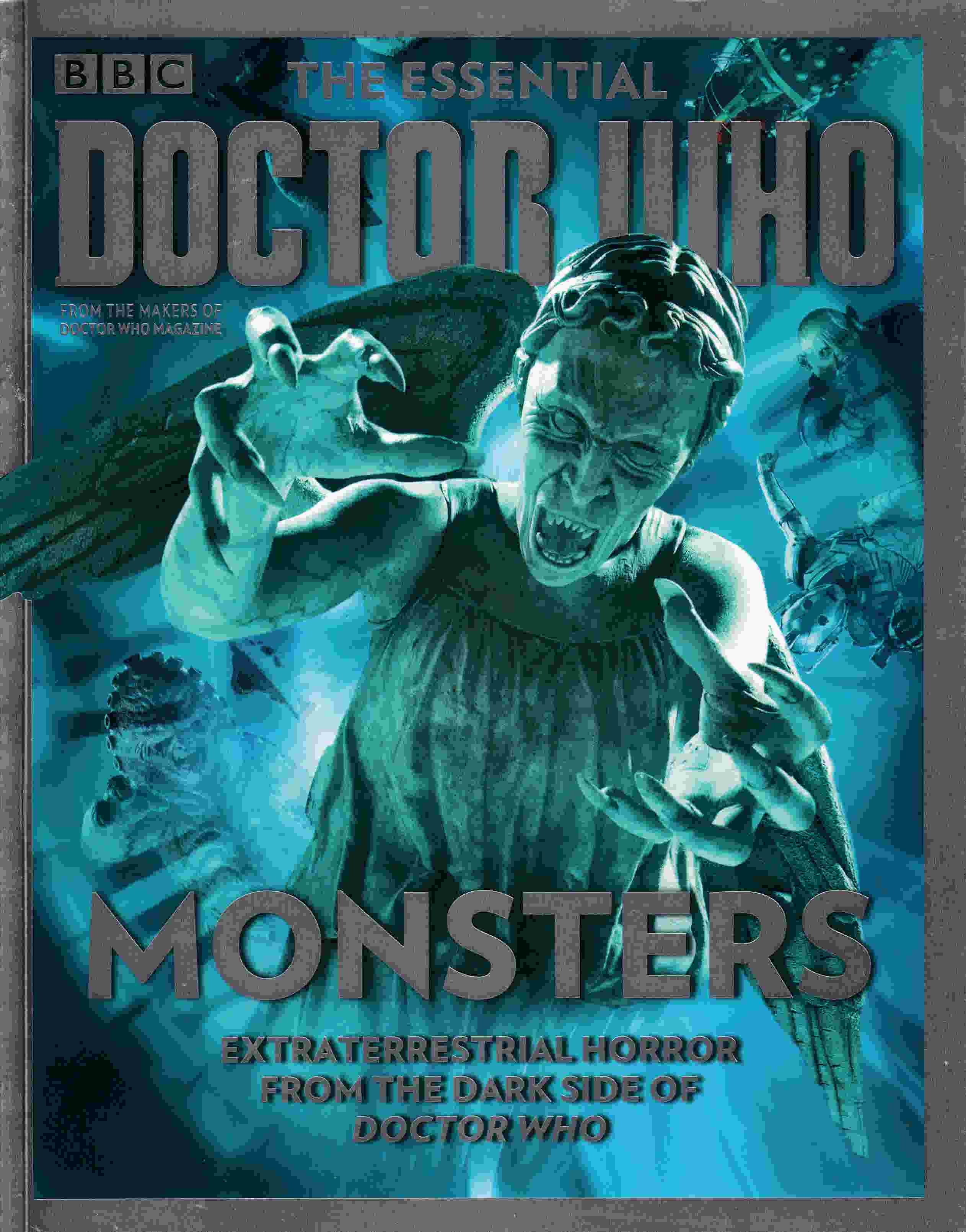 Doctor Who Essential Guide #5 Monsters [Panini Magazine]_THUMBNAIL