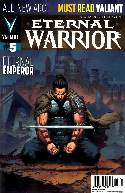 Eternal Warrior #5 Bernard Pullbox Cover [Comic] THUMBNAIL