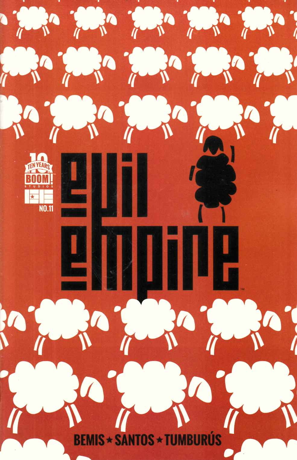 Evil Empire #11 [Boom Comic]