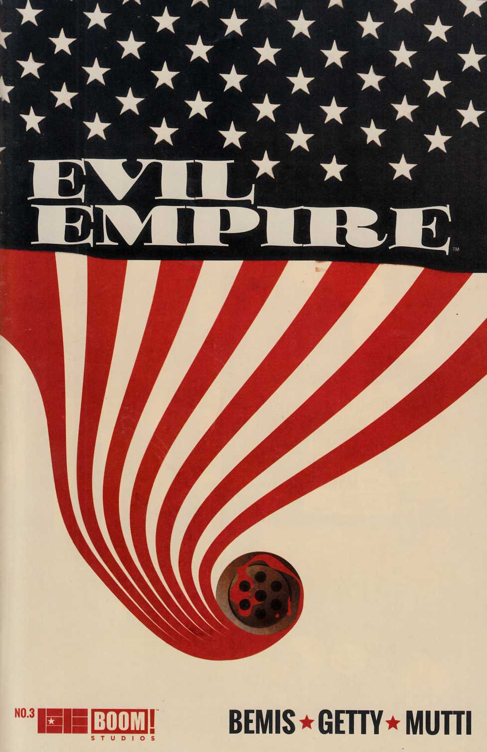 Evil Empire #3 [Boom Comic]
