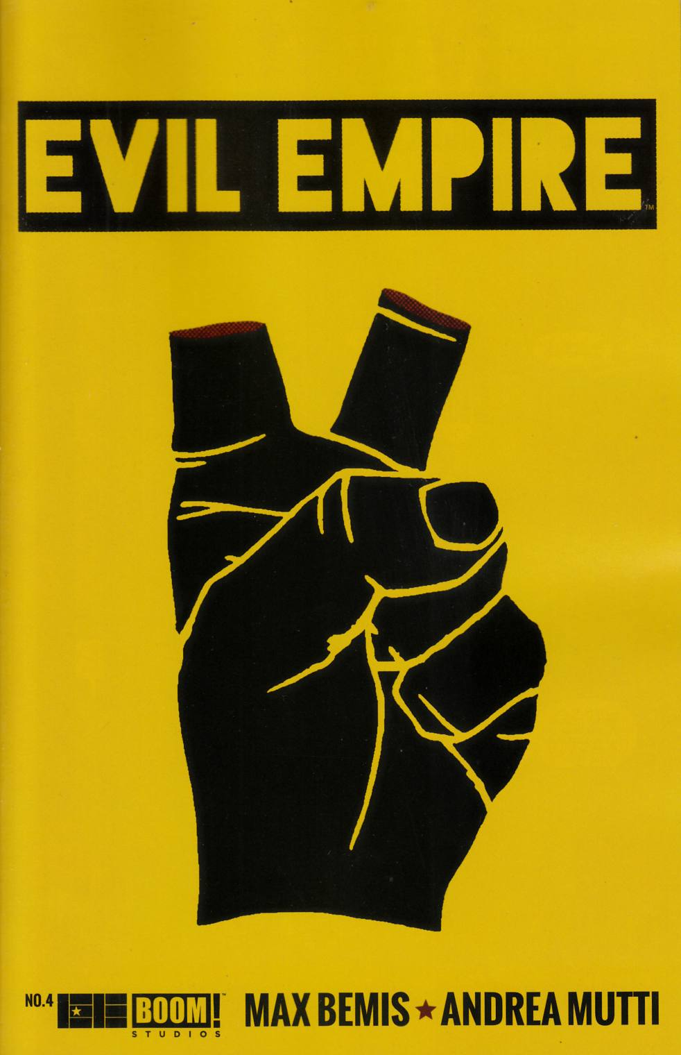 Evil Empire #4 [Boom Comic]