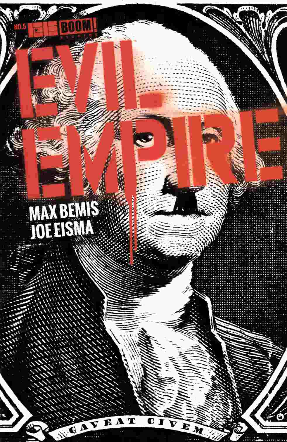 Evil Empire #5 [Boom Comic]