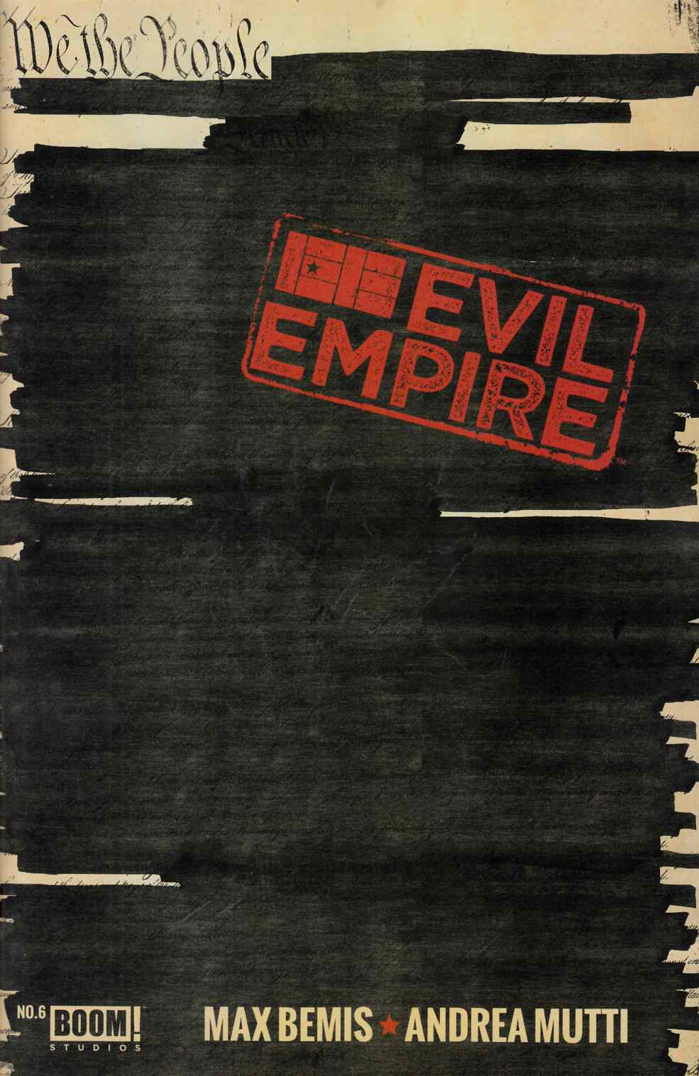 Evil Empire #6 [Boom Comic]