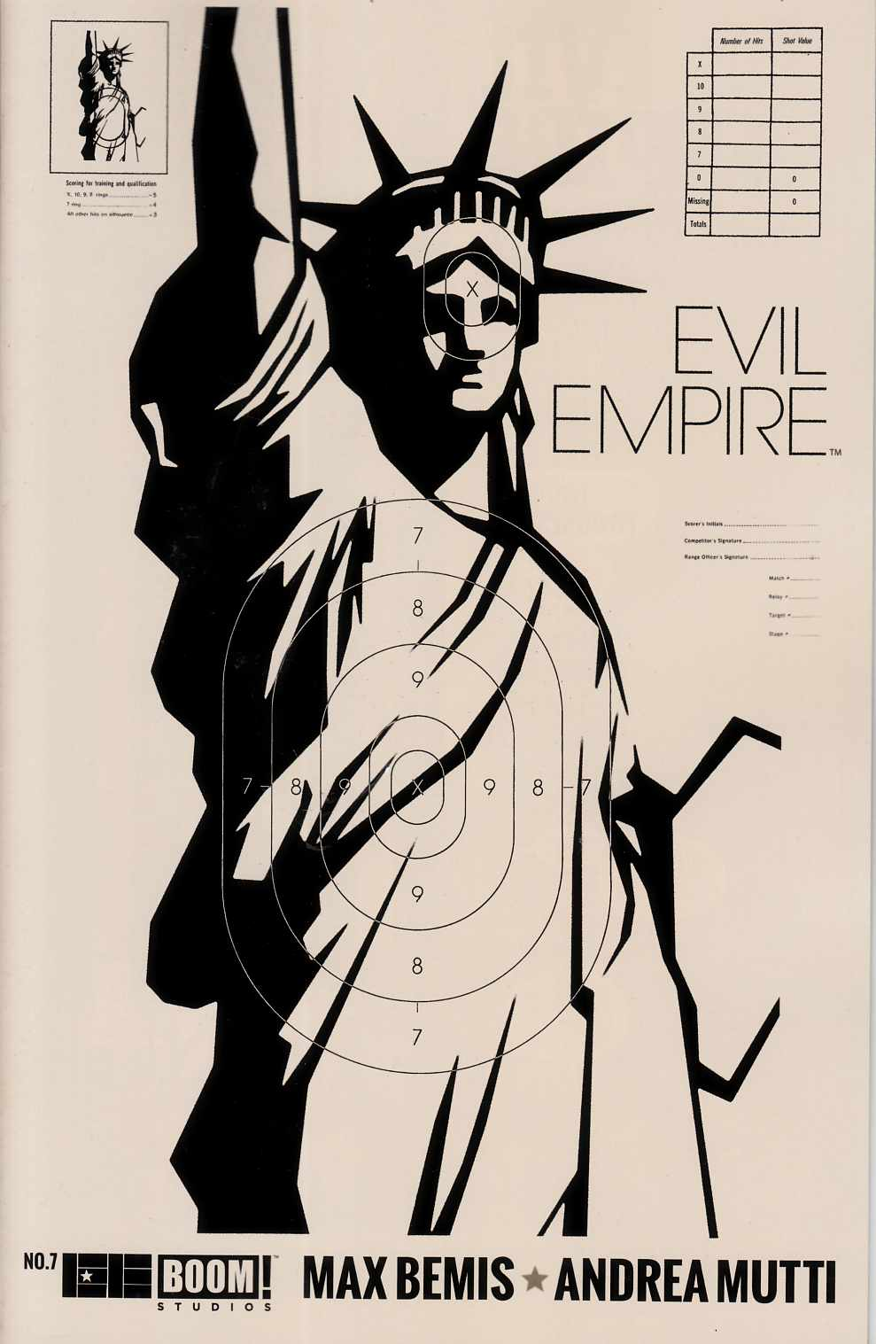 Evil Empire #7 [Boom Comic]