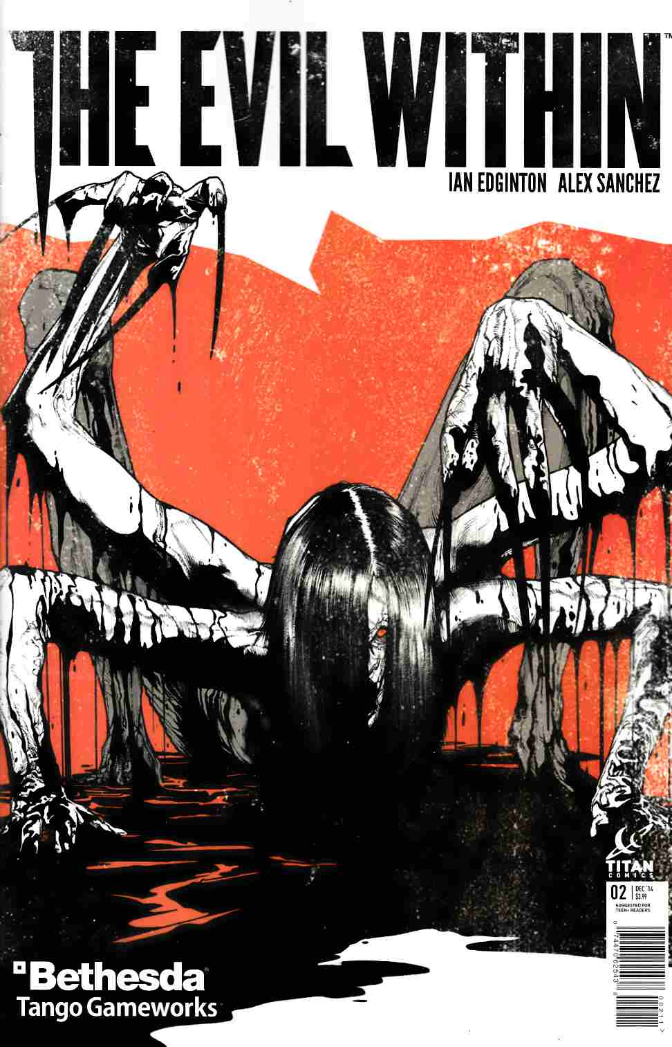 Evil Within #2 Cover A [Titan Comic]_THUMBNAIL