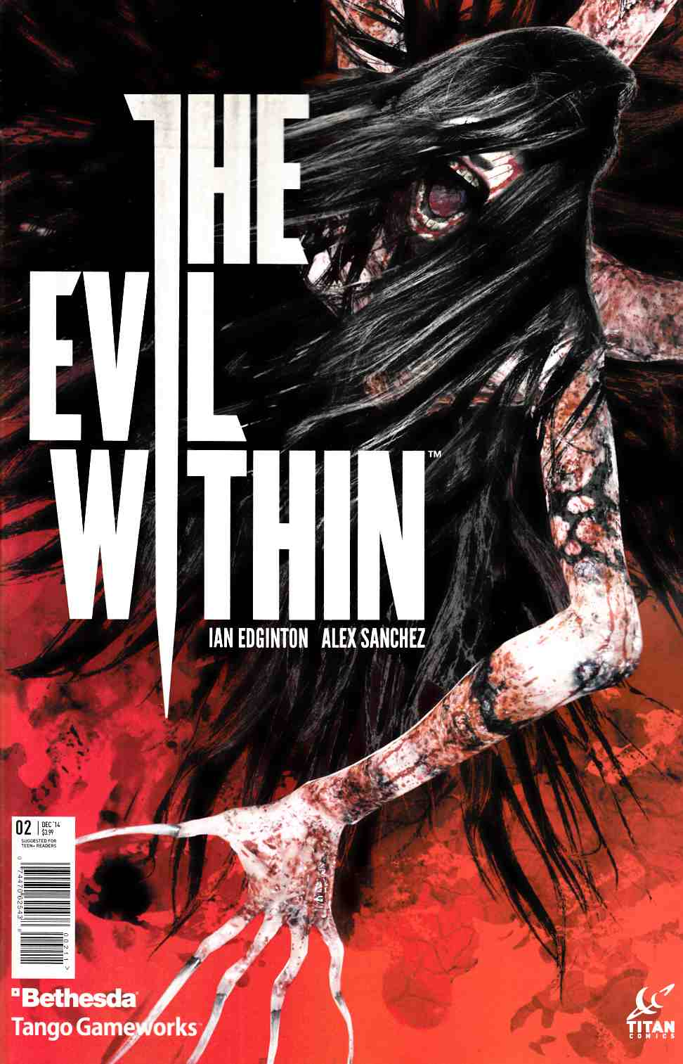 Evil Within #2 Cover B [Titan Comic]_THUMBNAIL