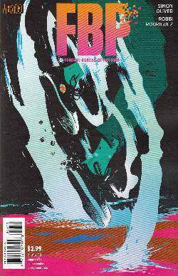 FBP Federal Bureau of Physics #7 [DC Comic] LARGE