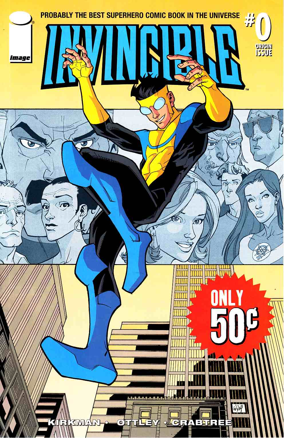 Invincible #0 [Image Comic] LARGE