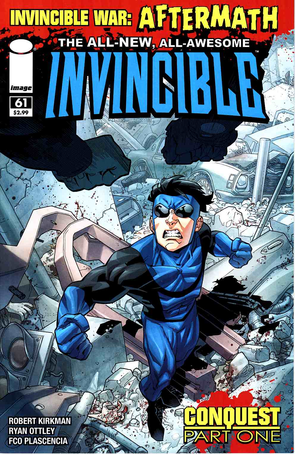 Invincible #61 [Image Comic] LARGE