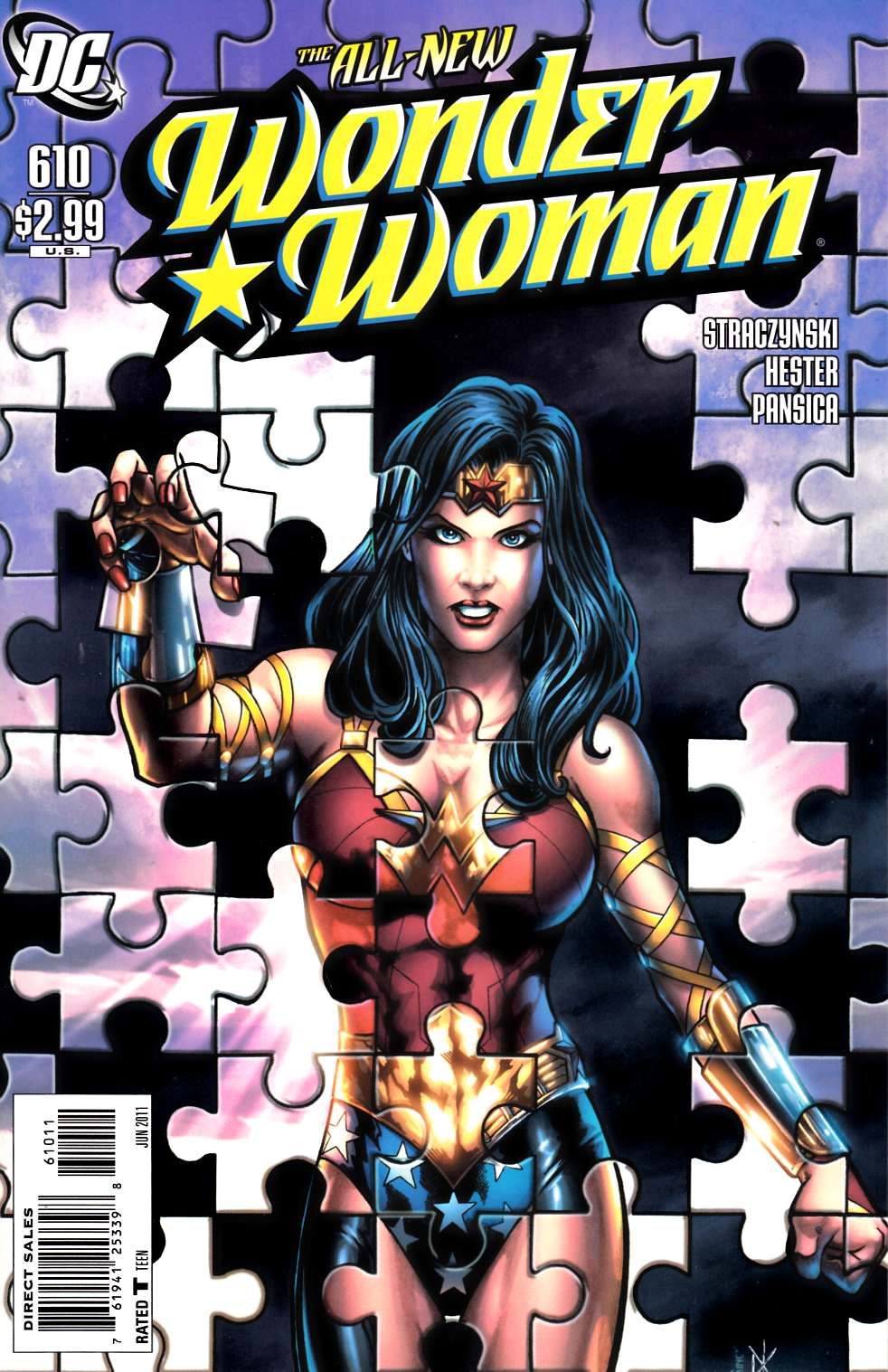 Wonder Woman #610 Near Mint (9.4) [DC Comic] THUMBNAIL