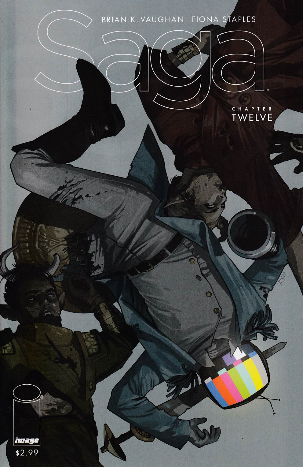 Saga #12 Near Mint (9.4) [Image Comic] THUMBNAIL