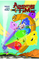 Adventure Time #15 Cover A [Comic] THUMBNAIL