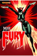 Miss Fury #1 Renaud Cover [Comic]