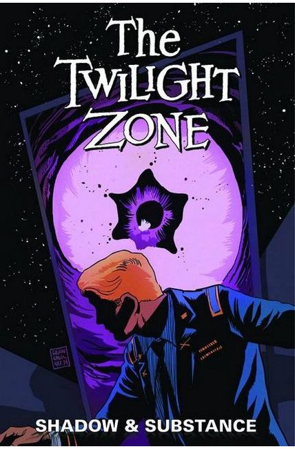 Twilight Zone S&S #4 Cover B- Francavilla [Dynamite Comic] THUMBNAIL
