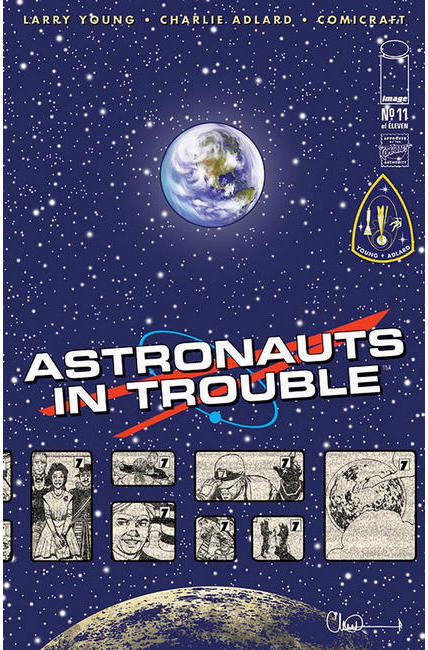 Astronauts in Trouble #11 [Image Comic]