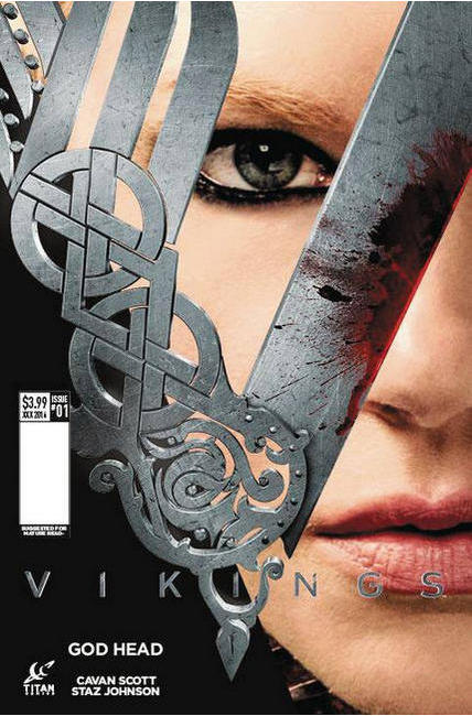 Vikings #1 Cover C [Titan Comic]