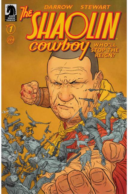 Shaolin Cowboy Wholl Stop the Reign #1 [Dark Horse Comic]