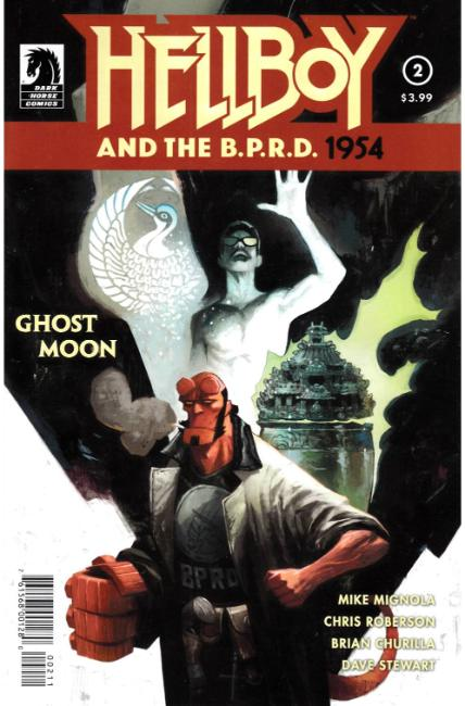Hellboy and BPRD 1954 Ghost Moon #2 [Dark Horse Comic] THUMBNAIL