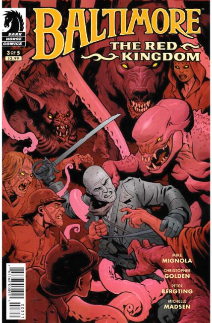 Baltimore The Red Kingdom #3 [Dark Horse Comic] THUMBNAIL