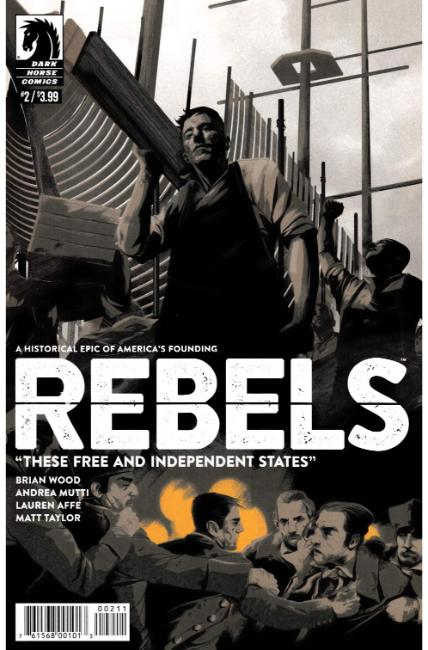 Rebels These Free & Independent States #2 [Dark Horse Comic]_THUMBNAIL