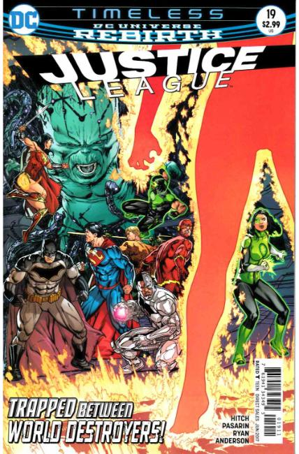 Justice League #19 [DC Comic] THUMBNAIL