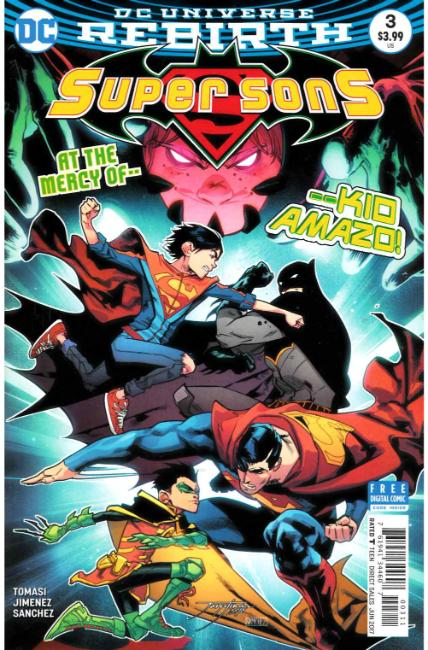 Super Sons #3 [DC Comic]