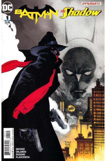 Batman The Shadow #1 Sale Variant Cover [DC Comic]_THUMBNAIL
