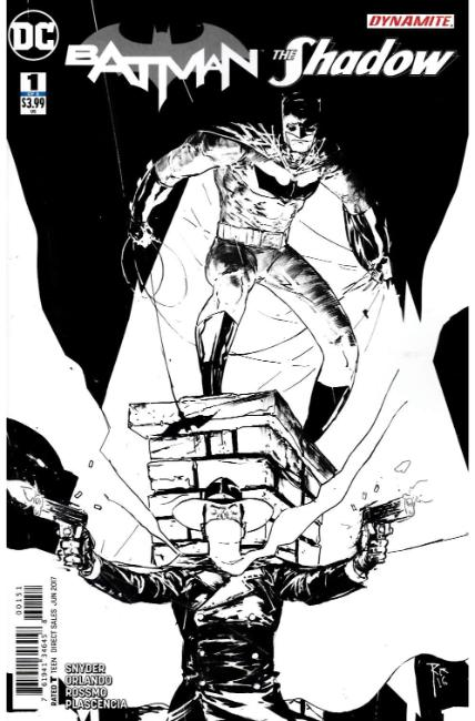 Batman The Shadow #1 Coloring Book Variant Cover [DC Comic]_THUMBNAIL