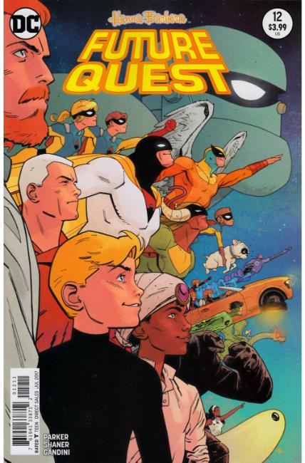 Future Quest #12 [DC Comic] THUMBNAIL