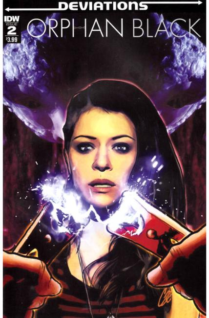 Orphan Black Deviations #2 [IDW Comic]