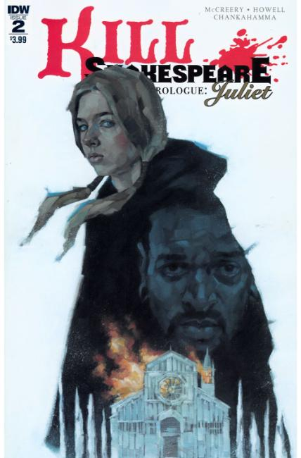 Kill Shakespeare Past Is Prologue Juliet #2 [IDW Comic] THUMBNAIL