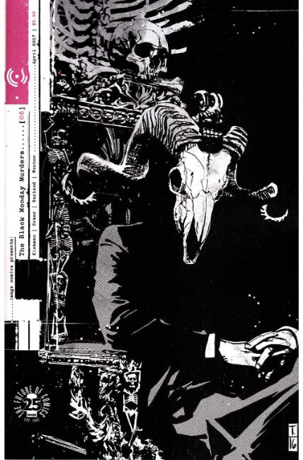 Black Monday Murders #5 [Image Comic] THUMBNAIL