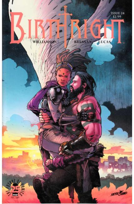 Birthright #24 [Image Comic] THUMBNAIL
