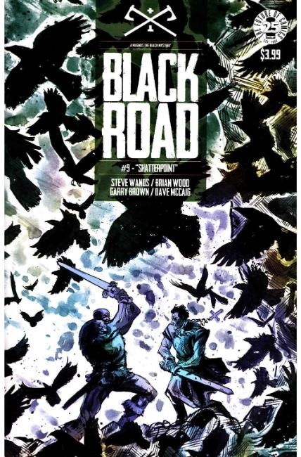 Black Road #9 [Image Comic] THUMBNAIL