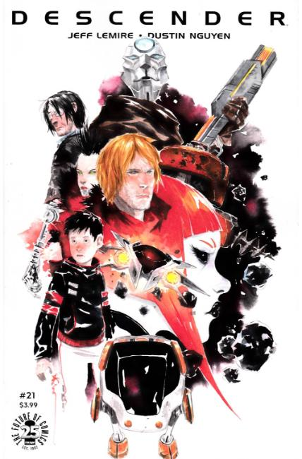 Descender #21 [Image Comic] THUMBNAIL
