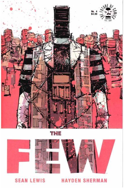 Few #4 [Image Comic]