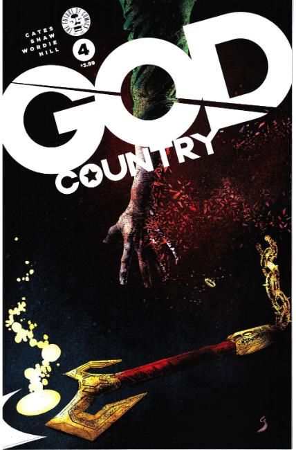 God Country #4 Cover A [Image Comic] THUMBNAIL